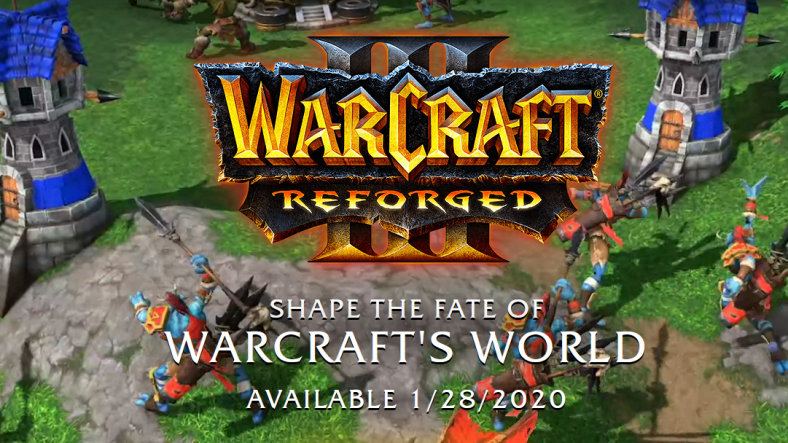Warcraft 3 Reforged Release Date Spoils Of War Bonuses And