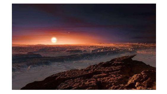 Switzerland- Scientists confirm an 'Earth' around nearest star