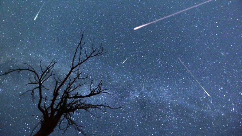Look Up For Shooting Stars; Two Meteor Showers in WNY This Week