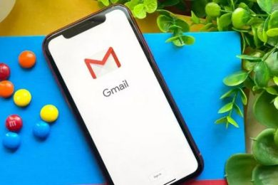 gmail dfault mail app in ios 14