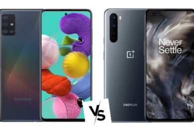 galaxy m51 vs oneplus nord