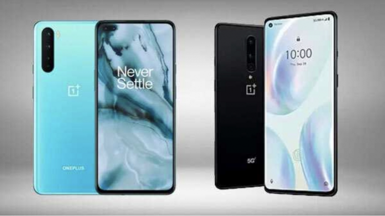 OnePlus Nord N10 5G sketch leaks; Shows OnePlus 8T-like design