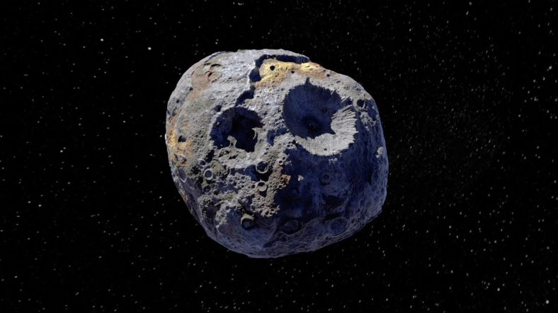 Psyche: The Nasa mission to study asteroid made of metal